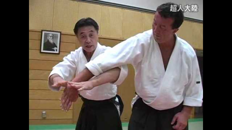 Shomen uchi sankyo Shishiya sensei