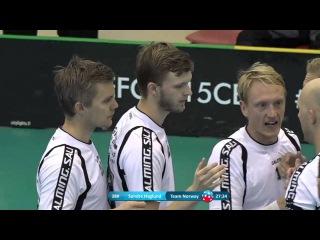 EFC 2015 - GRK (NOR) v NIZ (RUS) Highlights