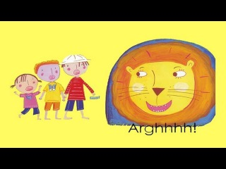 Kids Story Read Along | Lion Hunt | Children Love to Sing Kids Songs