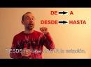 Preposiciones Medios de transporte Lección 9 leccion español