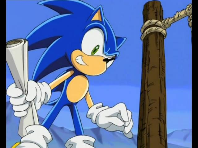 Sonic x Соник икс 1 сезон 7 серия
