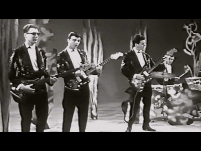 The Jokers - Tabou (famous guitar band from Belgium) beroemde gitaar band uit België