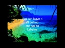 Eagles - The Last Resort - (Paradise) - The Last Resort lyrics on screen description