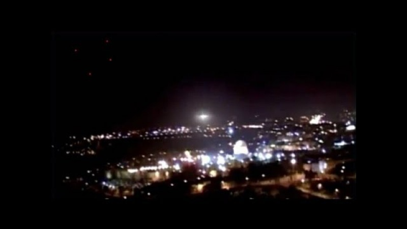 UFO over Jerusalem - PROJECT BLUEBEAM - High Tech Deception (1/2)