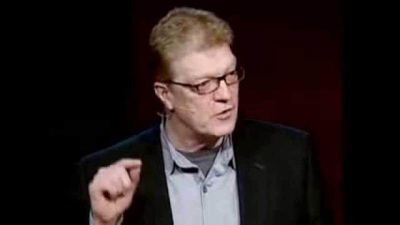 TED Кен Робинсон | образование убивает творчество mp4