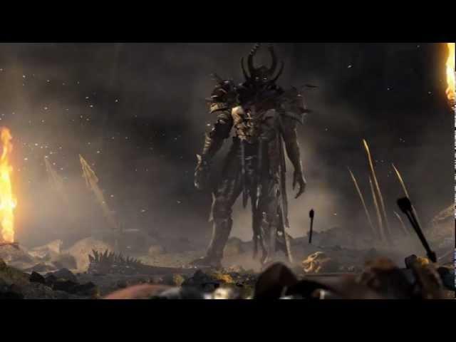 Warhammer online - Age of reckoning - ''The war'' cinematic trailer [HD]