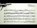Woody´n you. Dizzy Gillespie. Chris Potters Bb Solo. Transcribed by Carles Margarit