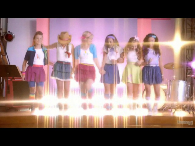 Equestria Girls: Official Live Action Music Video Extended (Entertainment Weekly)