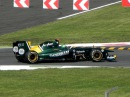 How the Formula 1 Blown Exhausts Sound Like F1 2011