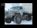 Дальнобойщики Севера. Дороги крайнего севера Зимник Russian Truckers Russian roads
