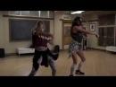 "Pretty Little Liars - Emily Hanna dancing 5x21 song Bang Bang by Jessie J ft Ariana Grande"""