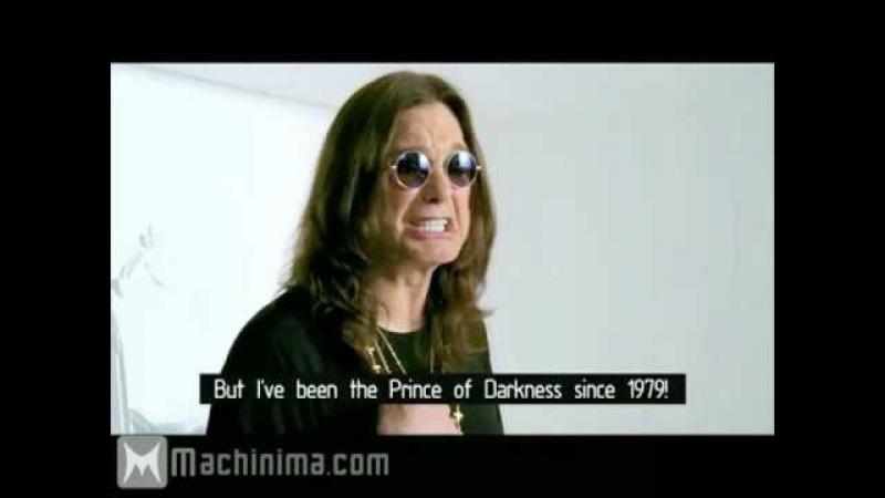 World of Warcraft: Ozzy Osbourne [Commercial]