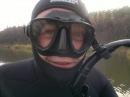 Подводная охота !!! прикол!!! 18+ ошибки начинающих часть 2 подвошья тропа 2 погружение 2012