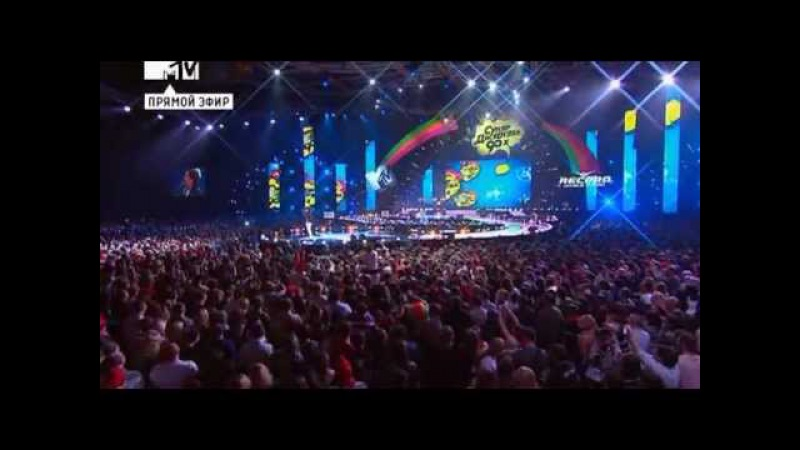 СупердискотЭка 90-х с MTV (Олимпийский март 2012)