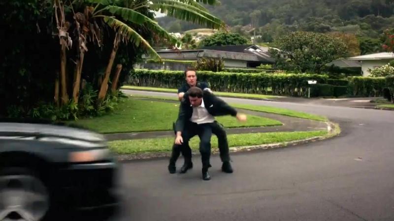 Гавайи 5.0/Hawaii Five-0 (2010 - ...) Промо-ролик №2 (сезон 1)