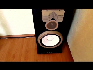винтажная акустика SANSUI-A500 усилок.SANSUI S-65 аккустика