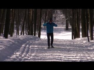 Беговые лыжи. Обучение коньковому ходу. Прокат
