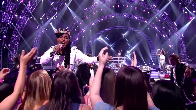Janelle Monáe, Jidenna Adanna Duru perform 'Yoga' | American Idol 2015 (Finale)