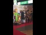 [fancam] 151215 Премьера мультфильма Маленький принц (3)