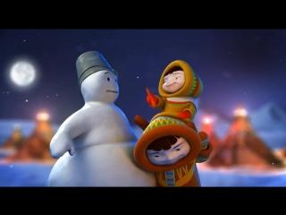 ТРЕЙЛЕР !!! Новогоднее именное видео-поздравление от Деда Мороза (trailer)