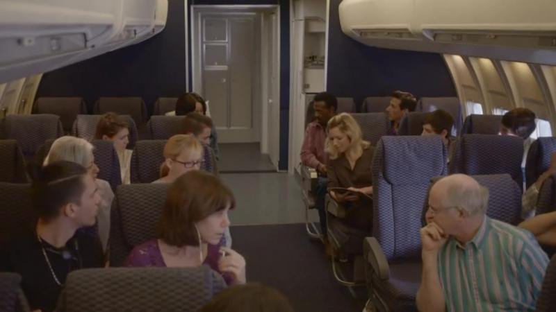 Секс видео в самолетах жизнь