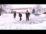 В Беларусь пришел циклон