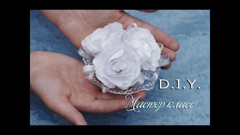 ПРАЗДНИЧНЫЙ БАНТ на 1 сентября FESTIVE Bow Djuce Julia