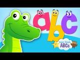 The Sounds of the Alphabet  a-b-c  Super Simple ABCs