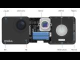 Mokacam самая маленькая 4K-камера