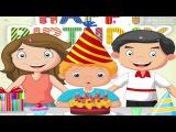 Урок 9 Англйська мова 1 клас. Happy birthday! Частина 1.