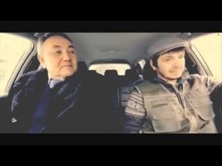 Таксист Русик и Назарбаев. Гаишник в Шоке... / Rusik Nazarbaev (new)
