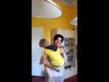 Танго с подрощенным, исправляем походку нв цыпочках
