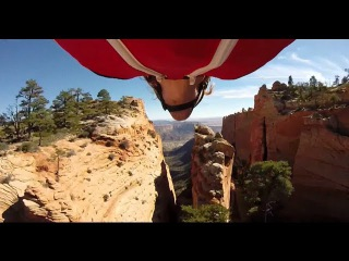 This Wingsuit Flyer Will Make You Pee Yourself | Scotty Bob Presents: New World Aviators, Ep. 1