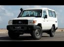 Toyota Land Cruiser Hardtop 78 - 4.2 Diesel - 13 seater - RHD