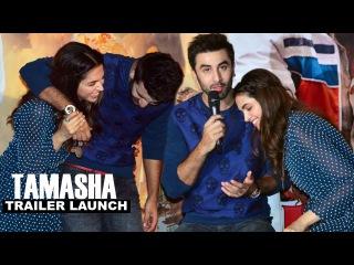 Tamasha Trailer Launch Full Event | Ranbir Kapoor,Deepika Padukone | Imtiaz Ali