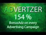 Advertzer.Обзор кабинета и как работать на сайте,очень похож на PaidVerts.Как заработать в интернете