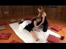 Thai Foot Massage (Thigh Massage. Part 5)