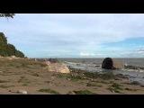 Релакс, медитация, шум волн, Финский залив, без музыки, камни , волны,