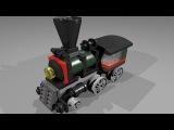 31015-3 Lego Creator Emerald Express