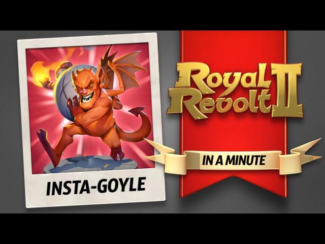 Royal Revolt 2 - The Insta Goyle