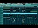Martin Garrix- Animals Remake in FL Studio 11 FLP