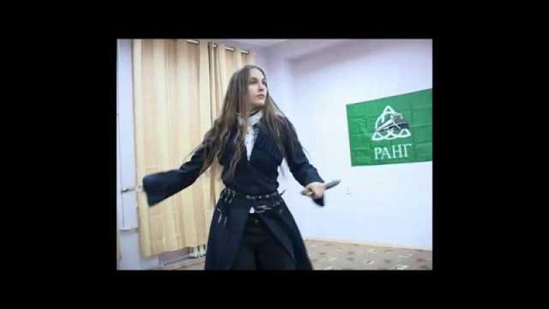 Danza cosaca del sable Tanec shashka