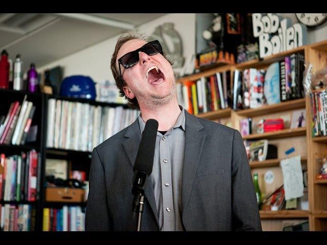 Protomartyr: NPR Music Tiny Desk Concert