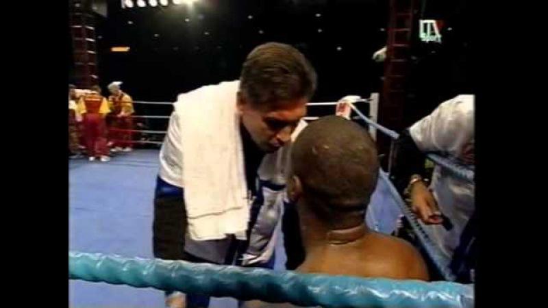 Nigel Benn vs Chris Eubank II
