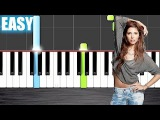 Christina Perri - A Thousand Years - EASY Piano Tutorial by PlutaX