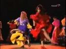 Танец двух соперниц с ножами из к ф Цыганочка с выходом
