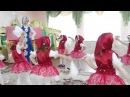 Танец матрёшек с платочками.1 младшая группа.