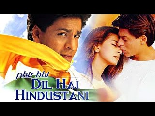 Phir Bhi Dil Hai Hindustani | Full Hindi Movie | Shahrukh Khan, Juhi Chawla | HD