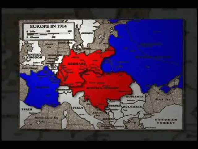 Первая мировая война.Битвы в окопах 1914-1918.Trenches Battleground WWI.Серия 1.