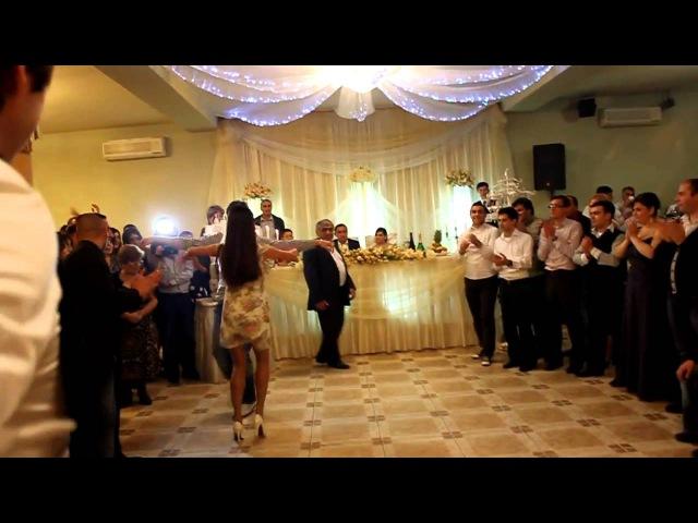 Сухишвили - Грузия - Танец на грузинской свадьбе